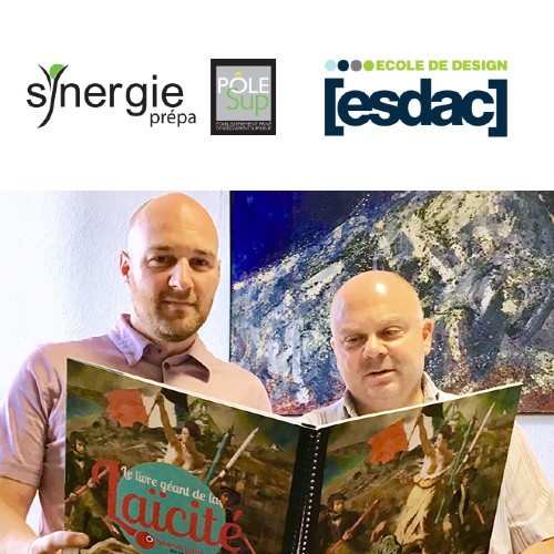 ESDAC & Synergie prépa