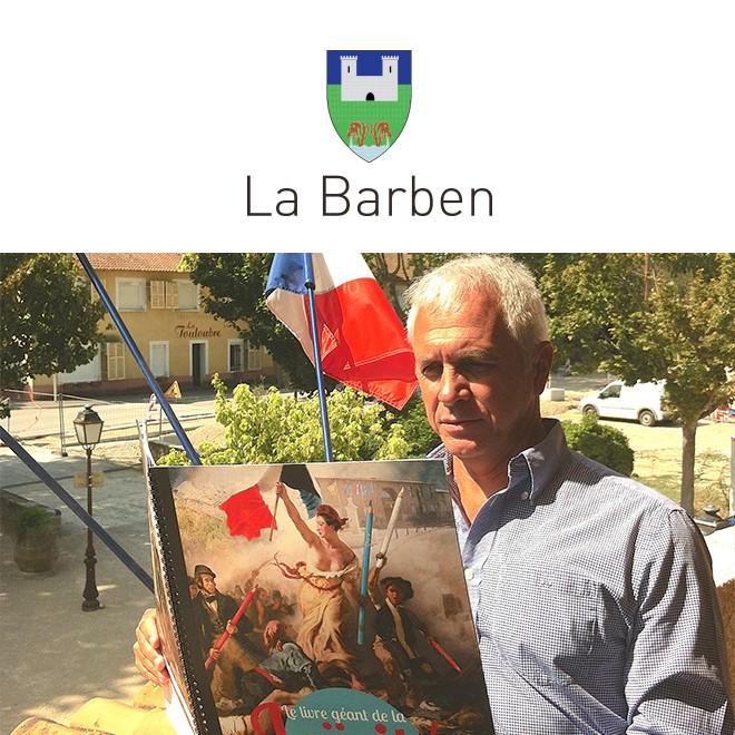Mairie de La Barben