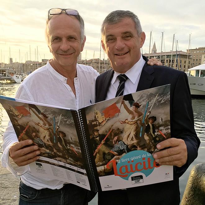 Roland MOUREN & Jean-Michel AUPY