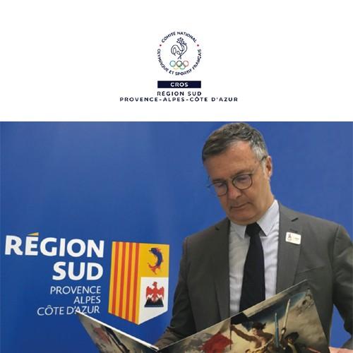 Comité Régional Olympique et Sportif Région Sud
