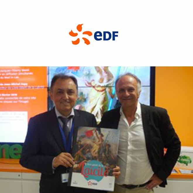 EDF Région Sud Provence-Alpes-Côtes d'Azur