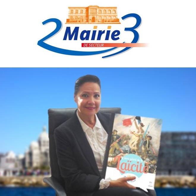 Mairie de Marseille des 2/3