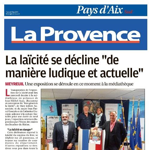 LA PROVENCE à Meyreuil – 21 Mai 2019