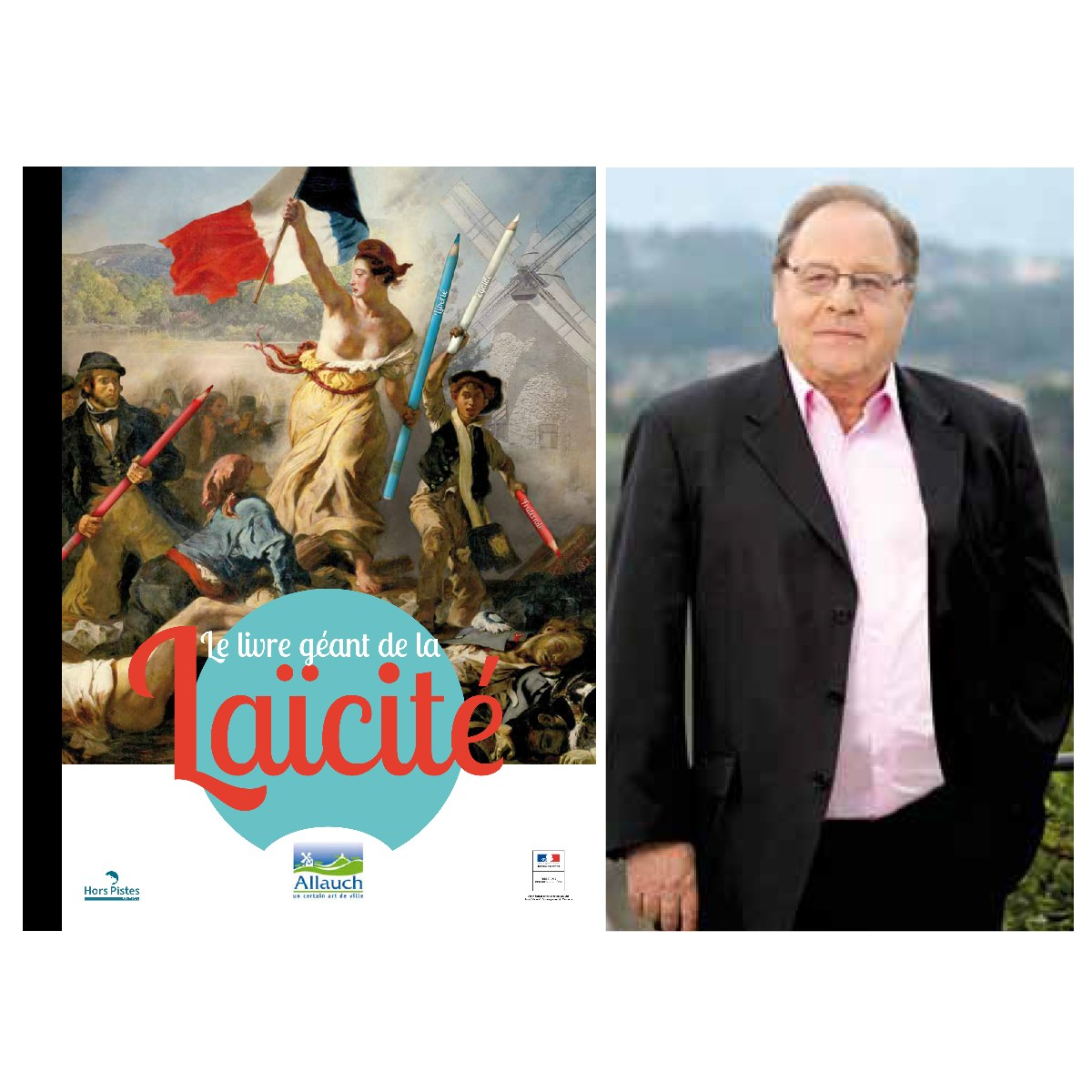 Roland POVINELLI  Maire d' Allauch