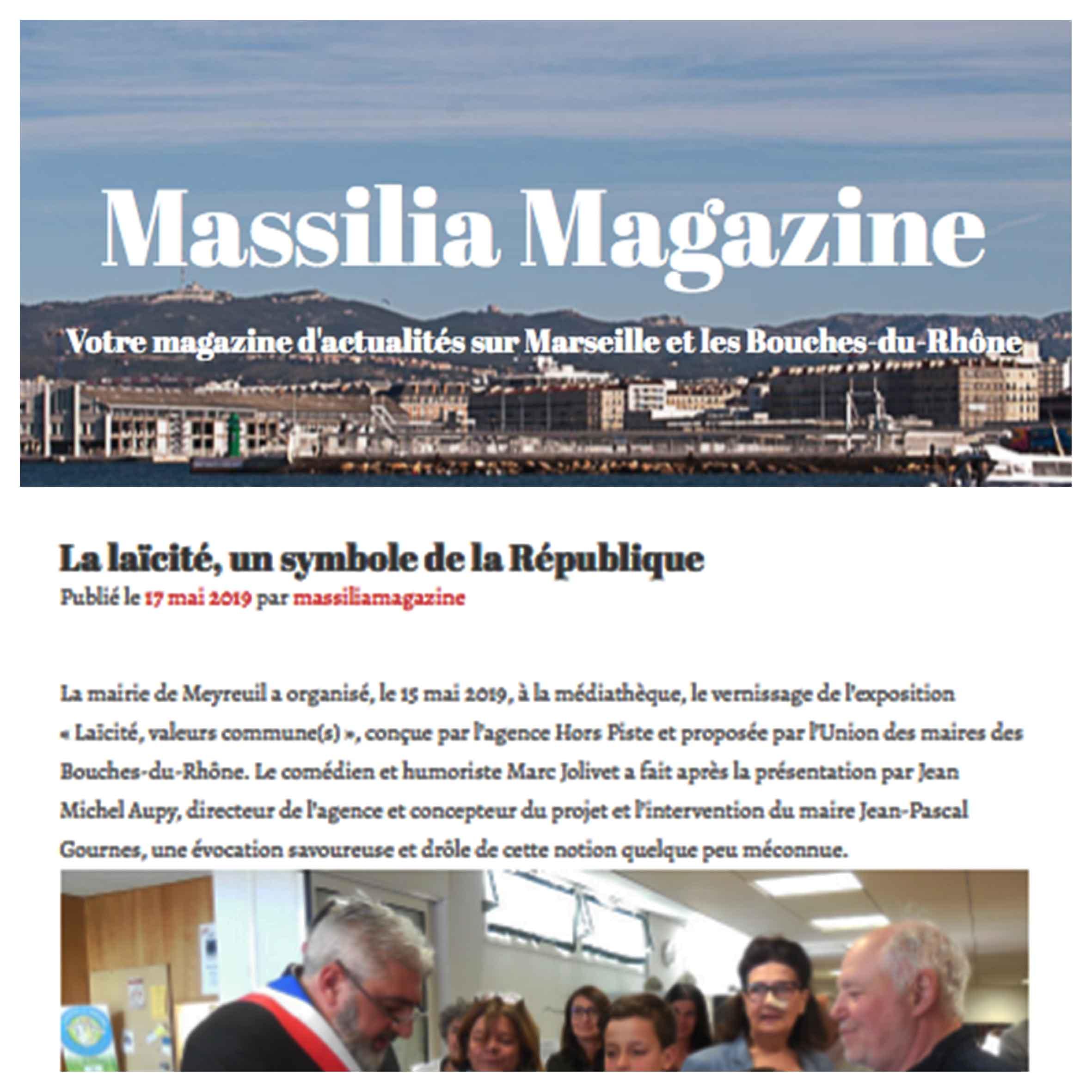 Massilia Magazine