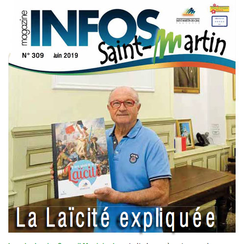 Magazine local : Infos Saint-Martin-de-Craux