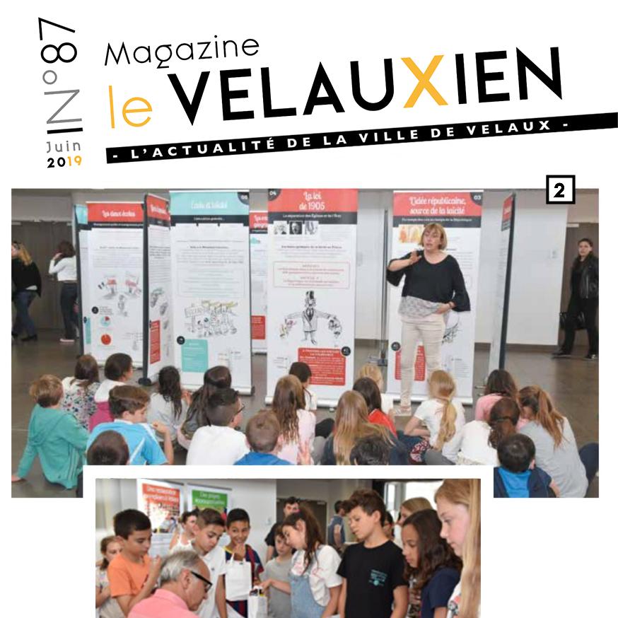 Magazine municipal de Velaux