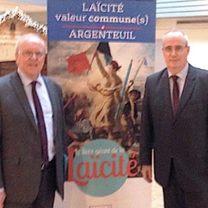 Conférence et exposition Argenteuil
