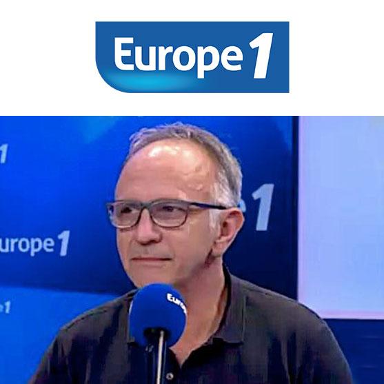 Interview Europe 1