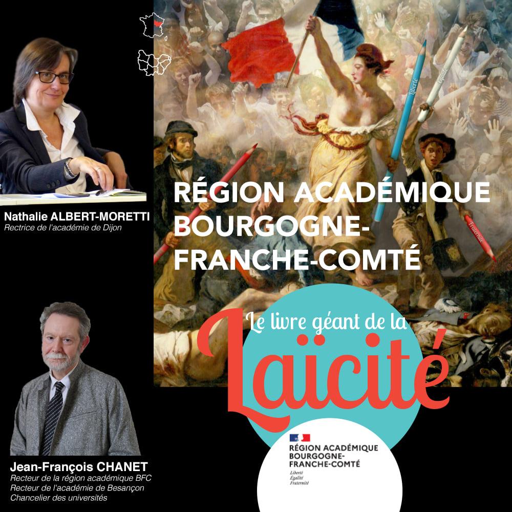 Académies de Dijon et de Besançon